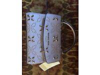 Beautiful Michael Kors bag and card holder
