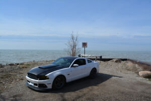 2011 Ford Mustang GT Coupe (2 door) ROUSH SEMA build