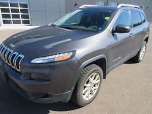 2014 Jeep Cherokee North! ALLOY! SAVE! TRAILER HITCH!