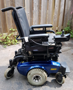 Mobility scooter wheelchair