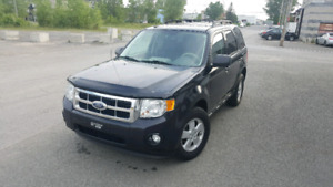 **FORD ESCAPE XLT 2009 AWD (4X4)**