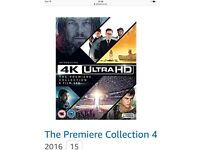 UHD Premiere Collection