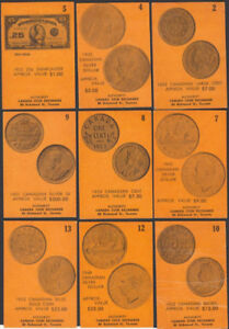 Looking for Coin Cards from Lever Potato Chips