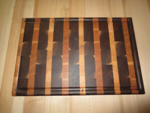Hand Made Butcher Block Cutting Boards