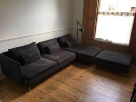 Ikea sofa like new!