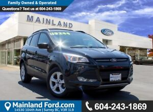 2014 Ford Escape SE LOCAL, LOW KMS,