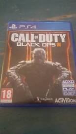 Ps4 COD BLACK OPS 3