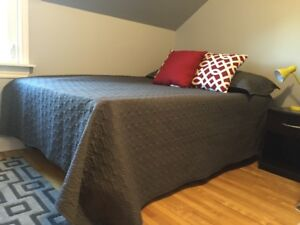 LARGE 1 BEDROOM ALL INCLUSIVE / Furnished / Avail. Sept 1st