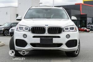 2015 BMW X5 xDrive35i M Sport Line and Premium Packages!