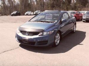 Honda Civic Cpe LX-SR 2009