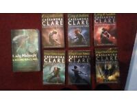 Shadow hunters and city of bones book book collection