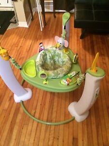 Exersaucer for sale 40$