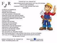 FRJ - cheap,reliable,gurantee.Works from A to Z.**YOU CAN TRUST US**