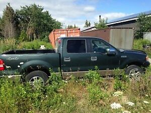 06 Ford F-150 crew cab short box