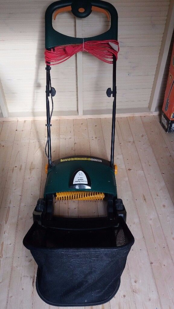 Electric Lawn Scarifier, Rakerin Gorleston, NorfolkGumtree - Lawn scarifier in excellent condition, only been used twice. B and Q price £72. Bargain £35