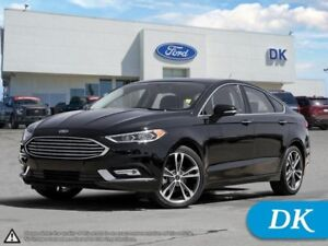 2017 Ford Fusion Titanium AWD - Costco and Incentive Eligible!