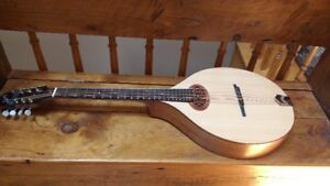BEAUTIFUL NEW LAFFERTY OCTAVE MANDOLIN - MAHOGANY