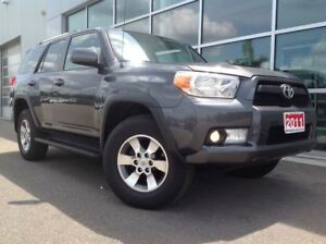 2011 Toyota 4Runner SR5!!!JUST TRADED IN!!!