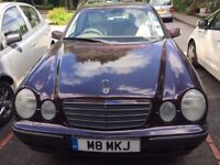 Very good condition Mercedes E220, Drive as new, suberp and very clean interior, new tyres,