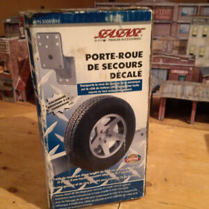 Spare Tire Carrier for Trailer from Seasense (NEW in Box)