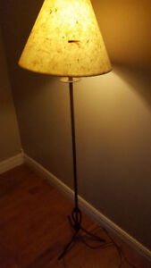 Tall floor lamp for sale ($10 obo)