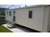 Luxury Willerby Rio for hire in Norfolk .