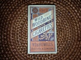 Wild Woodbine Packet