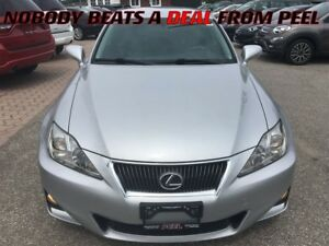 2012 Lexus IS 250 **SPECIAL PRICE**BLUETOOTH**