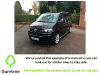 2010 VW T5.1 TRANSPORTER KOMBI -- Read the description before replying to the ad!!