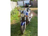 Suzuki GSX1400 for sale. 2004. Good solid bike. New MOT