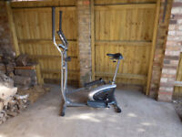 e-strider cross trainer