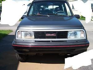 1989 GMC Other SLE SUV, Crossover