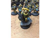 Warhammer 30k Captain Allexis Pollux