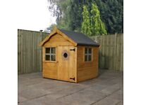 Unused Wooden Playhouse for sale