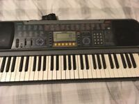 Casio CTK 601 Ekectric Keyboard
