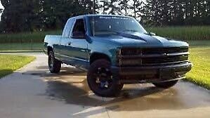 Wanted: 88-98 Chevy/gmc truck