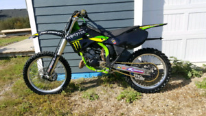 Kawasaki kx125 for sale