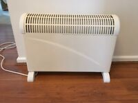 Electric convector heater in ex condition