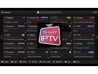 SMART IPTV ALL CHANNELS HD