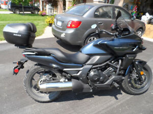 Like New 2015 Honda CTX 700T with ABS