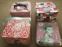 Soap and glory empty cases