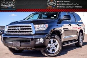 2013 Toyota Sequoia SR5|4x4|8 Seater|Sunroof|Backup Cam|DVD|Leat