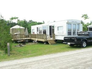 PARK MODEL TRAILER IN KINCARDINE