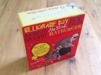 David Walliams audio CD set