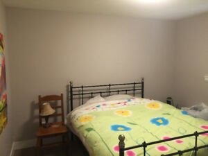 two bedrooms for rent
