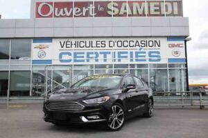 2017 Ford Fusion (4X4) TOIT OUVRANT+NAVIGATION+CUIR
