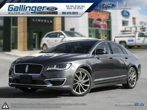 2017 Lincoln MKZ RESERVE w/3.0T ENGINE AND LUXURY PKG