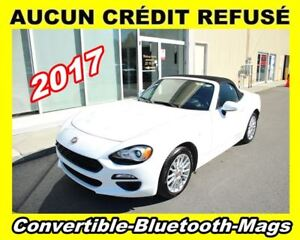 2017 Fiat 124 Spider **Convertible**Bluetooth**Mags