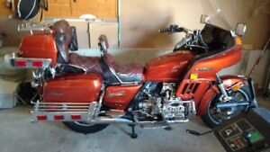Classic Gold Wing