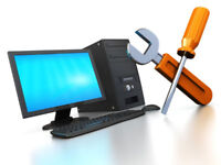 Réparations, ventes d'ordinateurs et portables à domicile